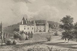Château de Digoine (17ème siècle)